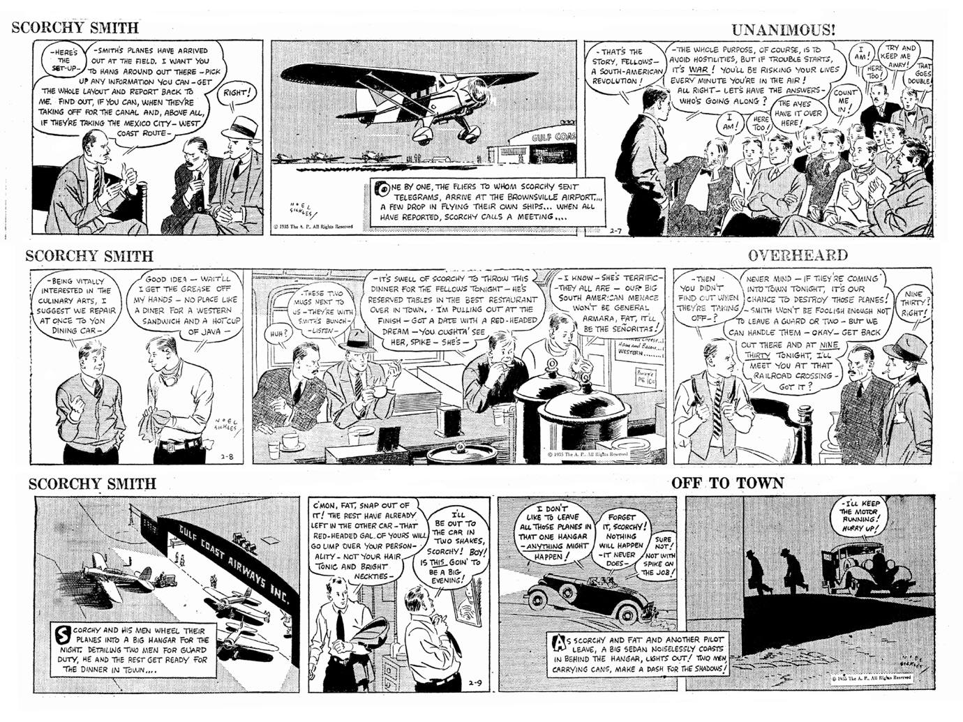 Category:Comic strips started in the